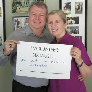 Volunteer week photos Martindales