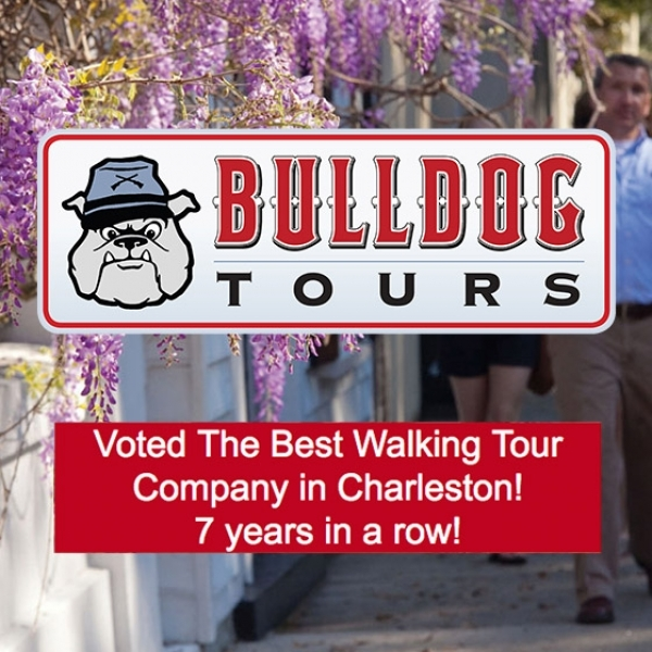 Charleston Walking Tour and Food Tour Image
