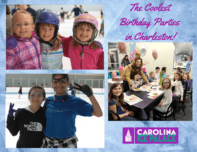 Carolina Ice Palace Learn to Skate and Birthday Party Package Image