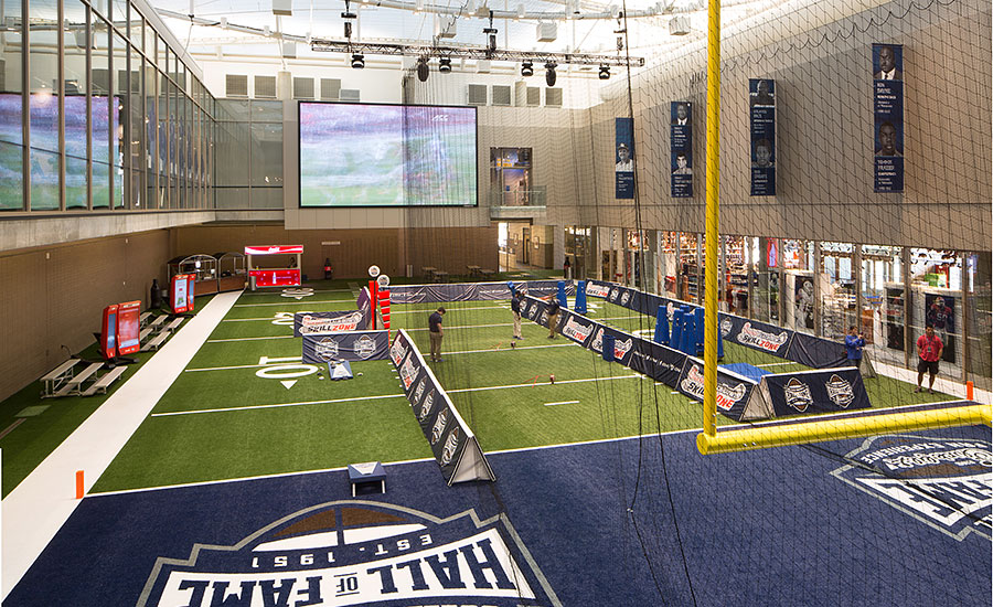 College Football Hall of Fame Image