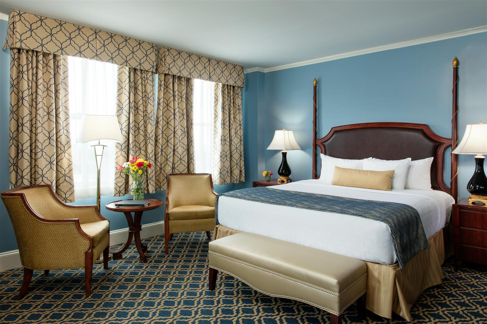 1-Night Stay at Francis Marion Hotel Image