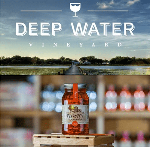 Deep Water Vineyard and Firefly Distillery Image