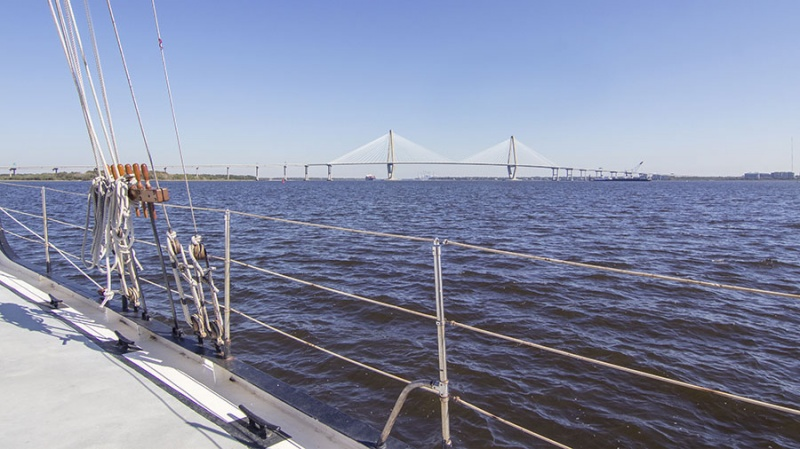 Charleston Harbor Tours Image