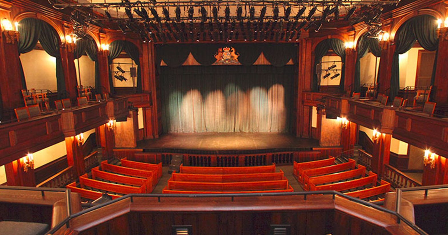 Tickets to Historic Dockstreet Theatre, Charleston, SC Image