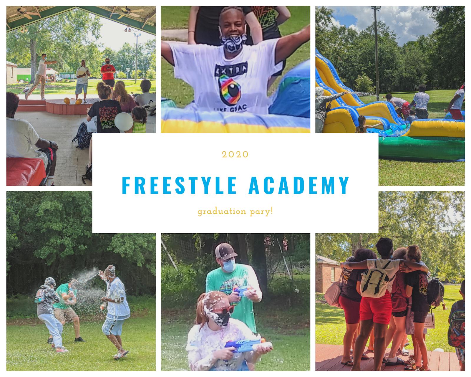 Freestyle Academy Provides Summer Fun Through Reading