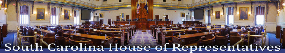 SC House of Representatives Recognizes CYDC 230 Year Anniversary