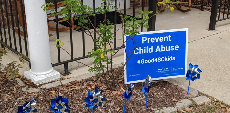 CYDC Recognizes Child Abuse Prevention Month